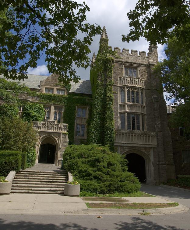 University Hall 1