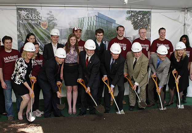 wilson building groundbreaking