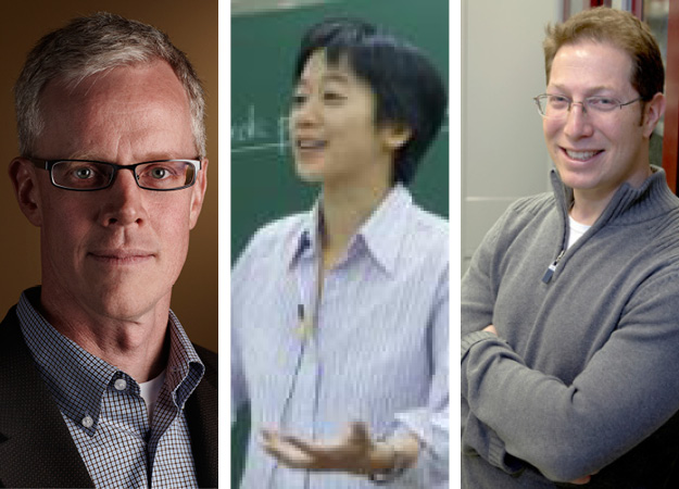 Canada Research Chair program names three McMaster