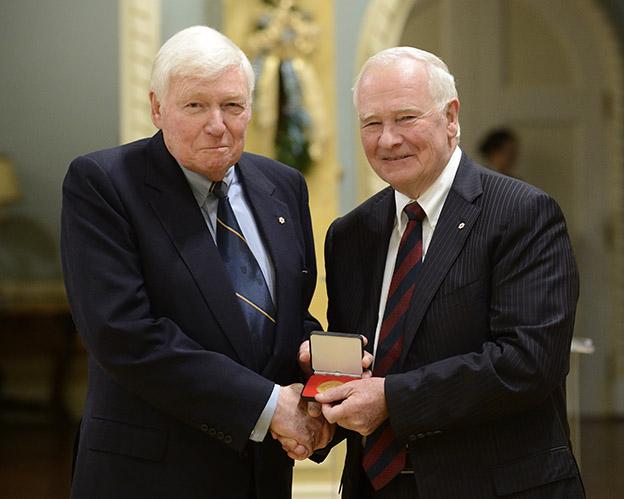 Vanier Medal Presentation