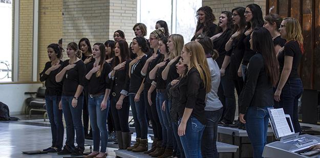 large-choir