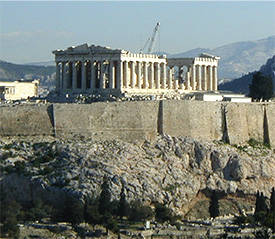 parthenon small