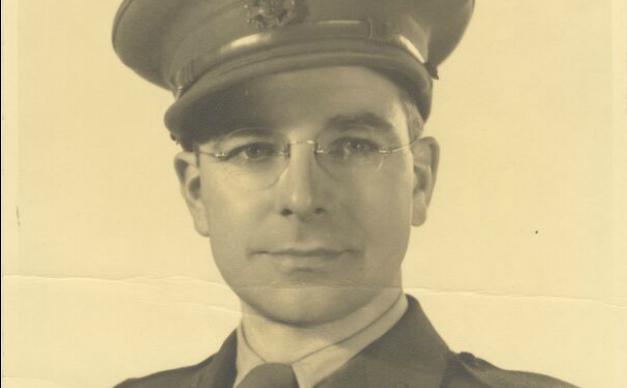 Major Stuart Ivison 627