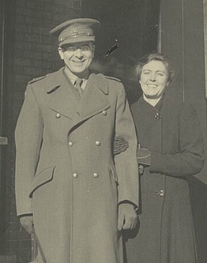 Photo of Marjorie and Stuart Ivison