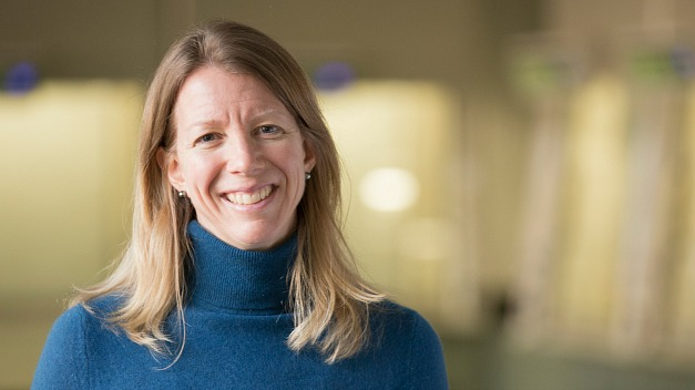 """""""We now have an opportunity to form bonds across programs and elevate teaching and learning,"""" says Maureen McDonald (pictured), the inaugural director of the recently launched School of Interdisciplinary Science."""