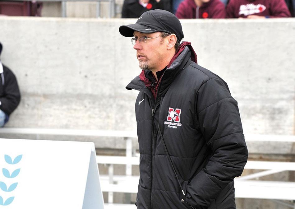 Greg Knox named Marauders football interim head coach ...