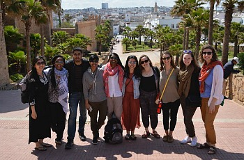 Learn more about the students' experiences while participating in Interdisciplinary Global Health Field Course on Maternal and Infant Health in Morocco.