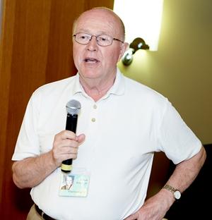 Robert Kulperger in 2013