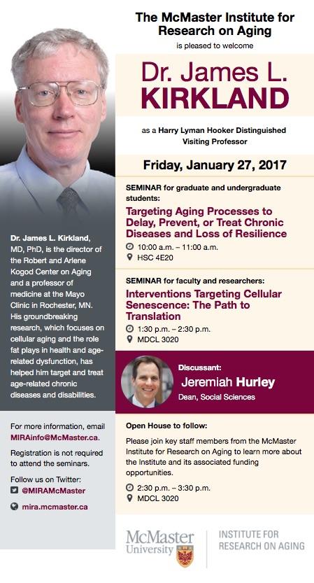 Harry Lyman Hooker Seminar – Daily News
