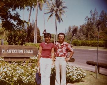 Nancy and Tom Miyashita
