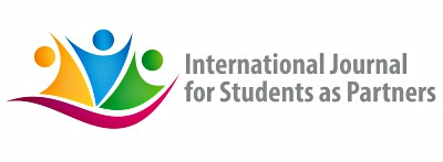 International Journal for Students as Partners logo.