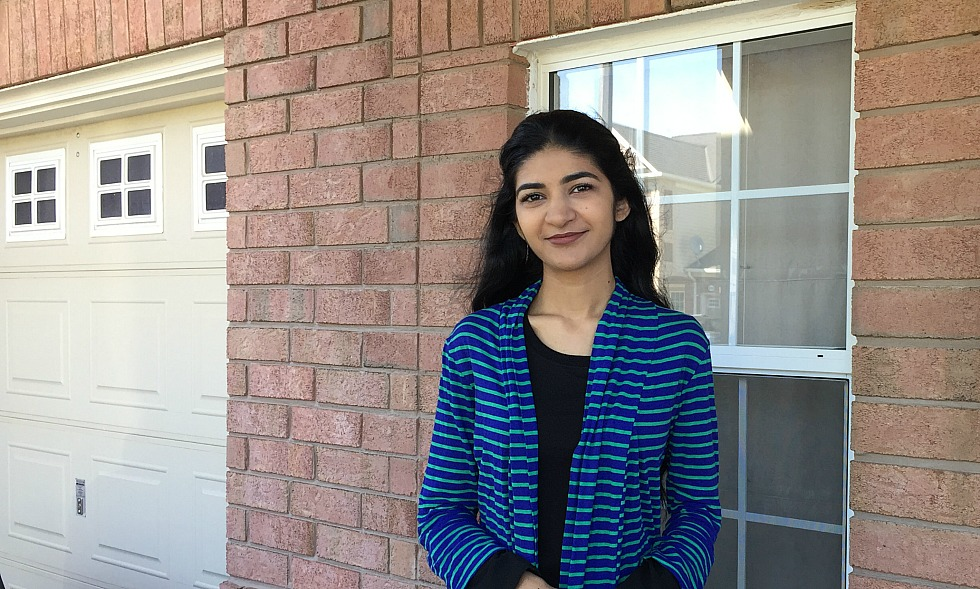 Nimra Khan is an aspiring speech therapist who is graduating Summa Cum Laude this week from the Honours Cognitive Science of Language program.