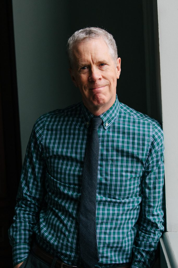 Image of Stuart McLean. Photo by Scott Blackburn