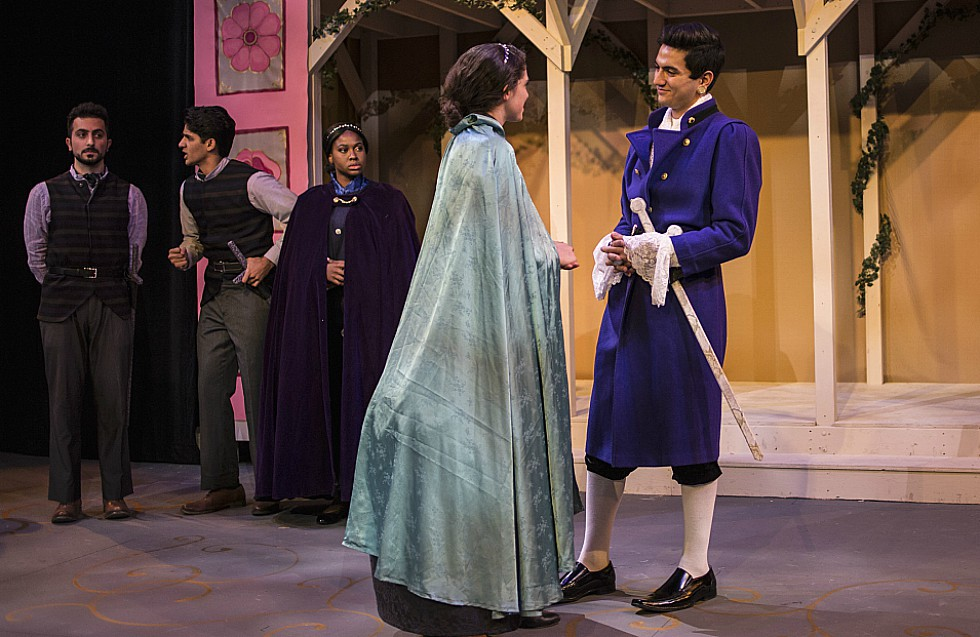 This year's Fall Major Production, 'Women and Servants' opens November 10thwith performances on November 11, 15, 16, 17 and 18th(with a 2pm matinée). It's the first Fall Major production to be performed in the newly constructed L.R. Wilson Black Box Theatre.