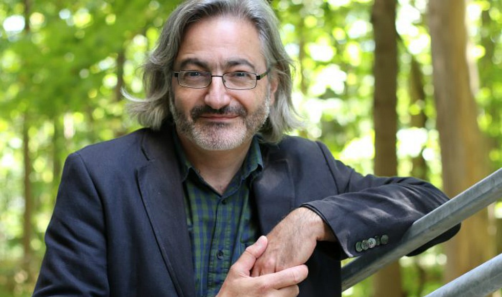 Award-winning Hamilton author Gary Barwin is working one-on-one with aspiring writers in the McMaster and Hamilton communities as the 2017-18 Mabel Pugh Taylor Writer-in-Residence.