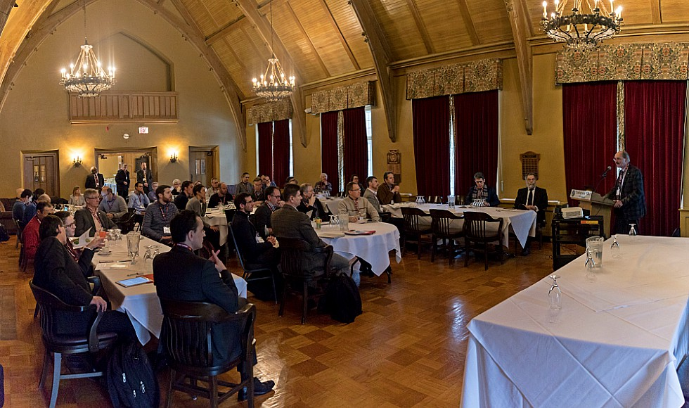 A joint workshop hosted by McMaster and France's CNRS- the European Union's largest fundamental science agency -brought together McMaster and French researchers to discuss the development of new and expanded research and academic partnerships.