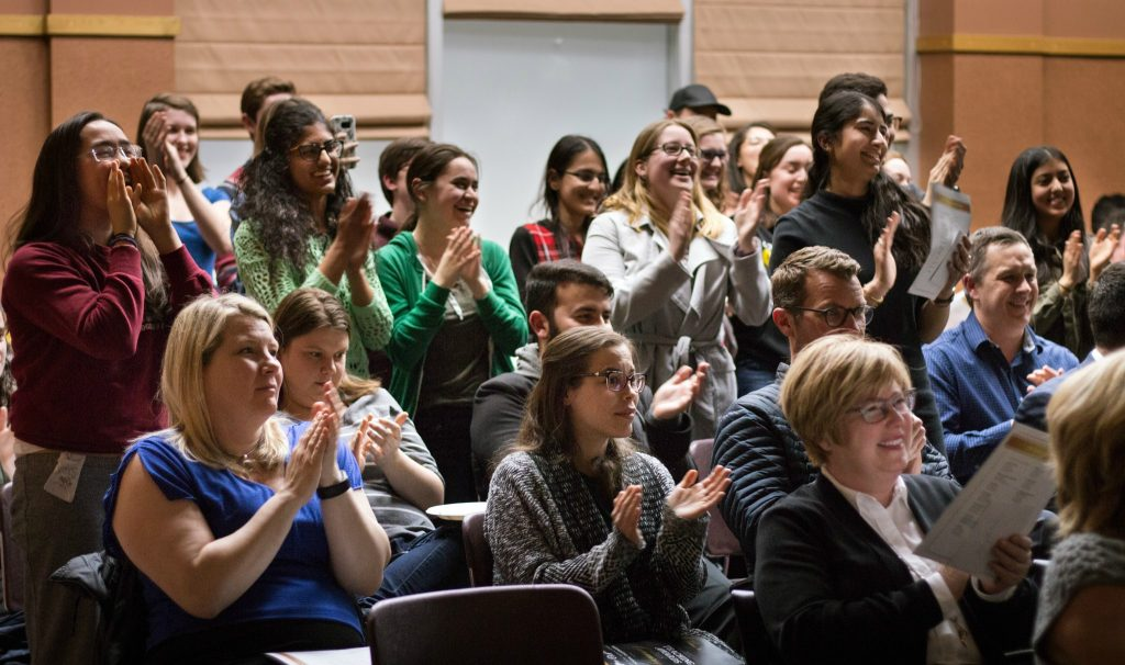 The McMaster Students Union Teaching Awards honour the best, most inspiring educators on campus.