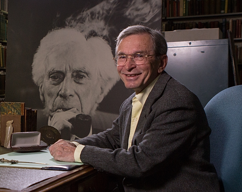 Ken Blackwell has spent the last five decades studying the archives of pacifist, philosopher and Nobel laureate, Bertrand Russell. Now, he offers personal insights on what it was like to meet Russell and to work with the papers of one of greatest intellectuals of the 20th century.