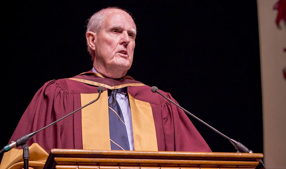 Bob McNutt, McMaster University