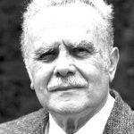 Bertram N. Brockhouse, who won the Nobel Prize in physics in 1994