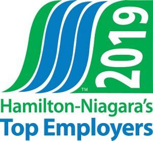 Hamilton-Niagara's Top Employer 2019