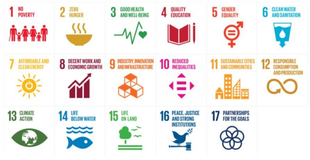 """Visualize 2030 is a collective effort and a part of the burgeoning """"data for good"""" movement, bringing the public and private sectors together to apply modern technology to the world's greatest challenges."""