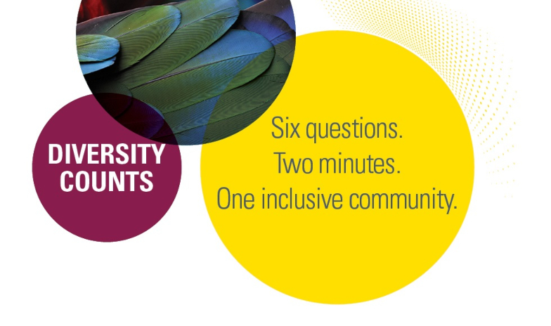 McMaster's Employment Equity Census takes two minutes and is open to all employees.