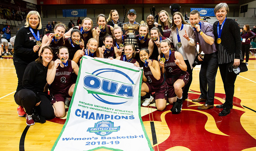 McMaster Women's Basketball