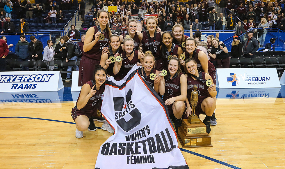 McMaster Womens Basketball