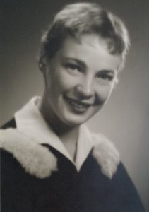 Irene Townsend grad photo