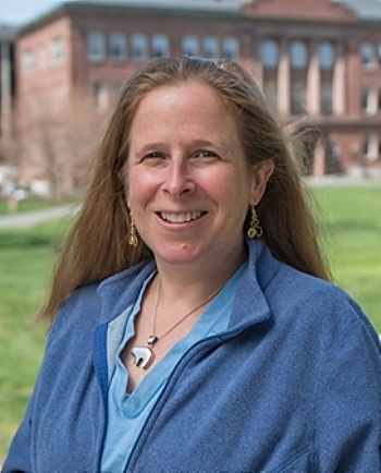 Laura A. Katz, Elsie Damon Simonds Professor in the Department of Biological Sciences at Smith College