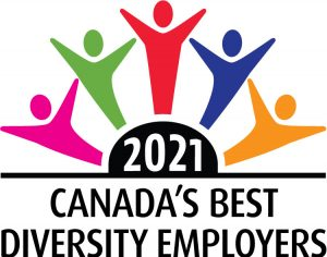 logo for Canada's Top Diversity Employer